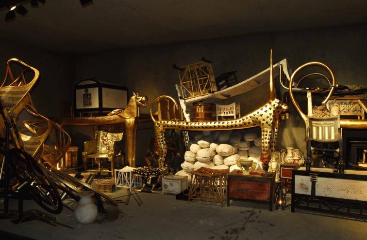 Tutankhamun's Tomb: Diaries of Digging