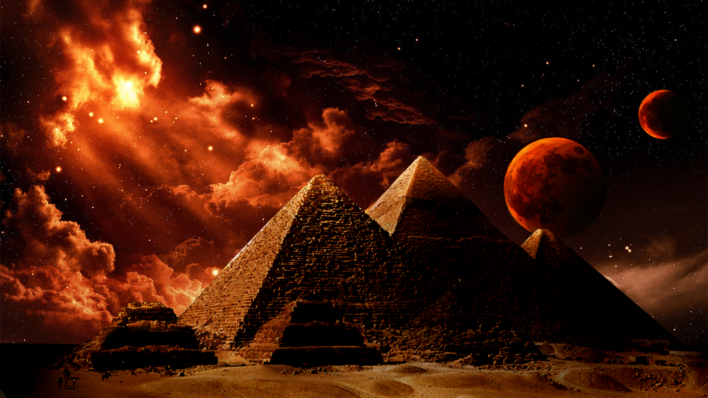 How Was the Pyramid of Giza Built ?