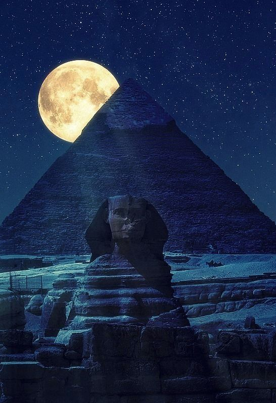 Mystery of how the ancient Egyptians built the Great Pyramid of Giza solved