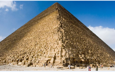 Amazing things You (Probably) Didn't Know About The Great Pyramid of Giza