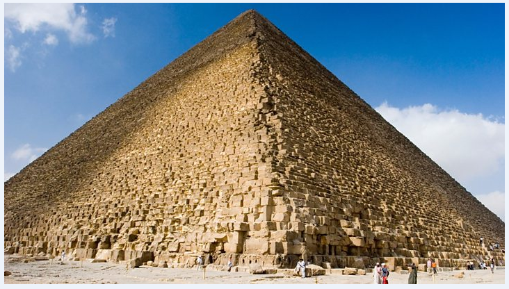 How Was the Pyramid of Giza Built By the Great pyramid Builders ?