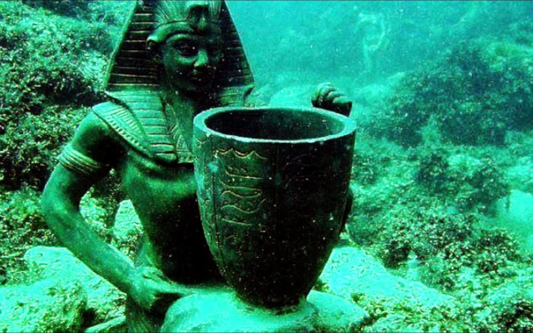 Sunken Cities : Egypt's Lost Worlds (Interesting Photos)