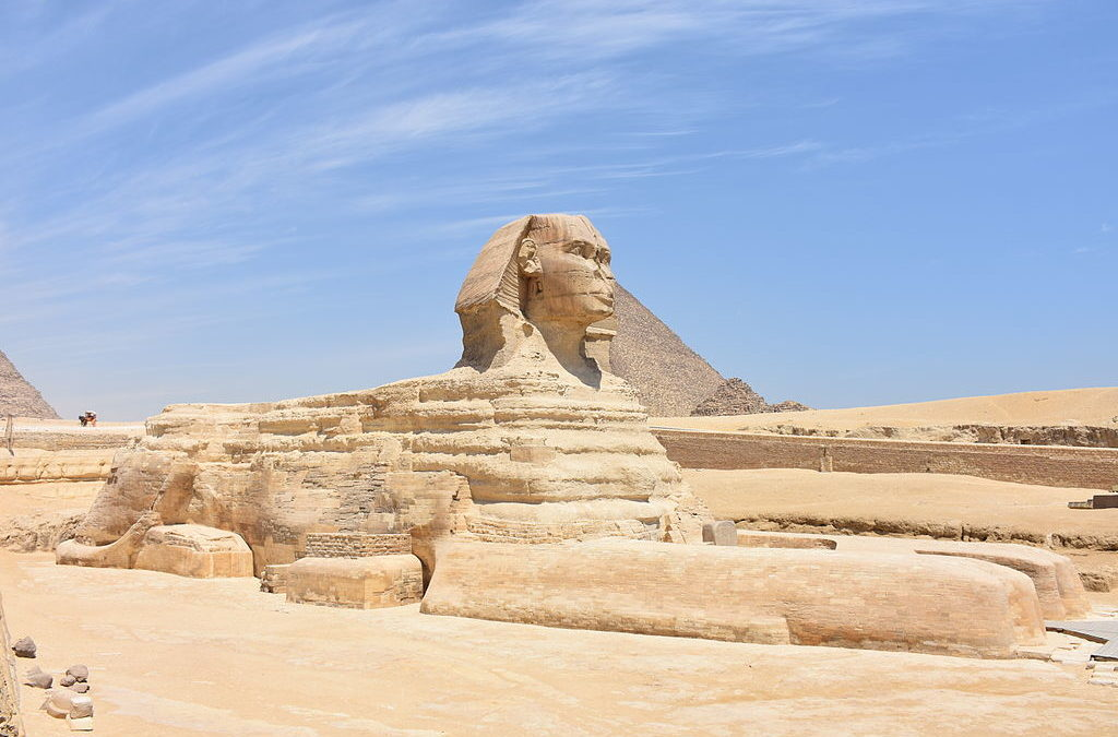 Facts You (Probably) Didn't Know About the Great Sphinx of Giza