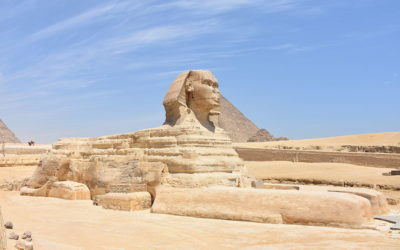 Amazing Things You (Probably) Didn't Know About the Great Sphinx of Giza