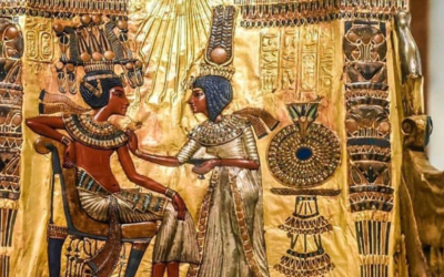 All facts about queen Ankhesenamun, sister and wife of Tutankhamun