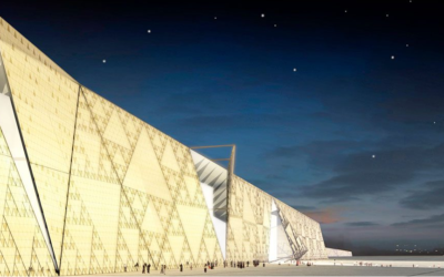 The Grand Egyptian Museum struggles to become a reality