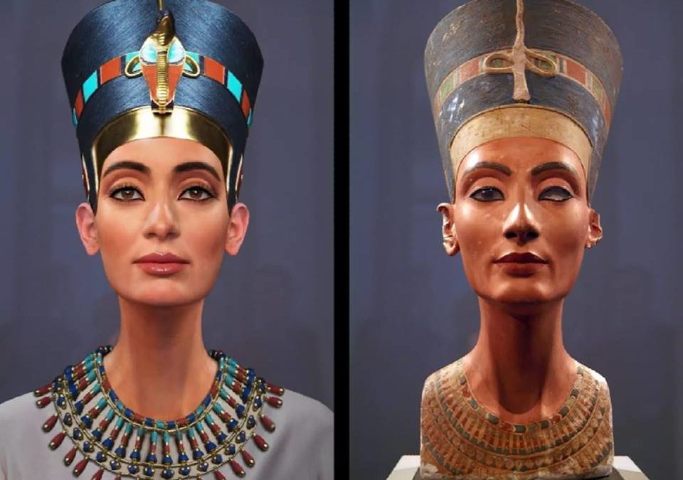 What is really known about Egyptian queen Nefertiti?