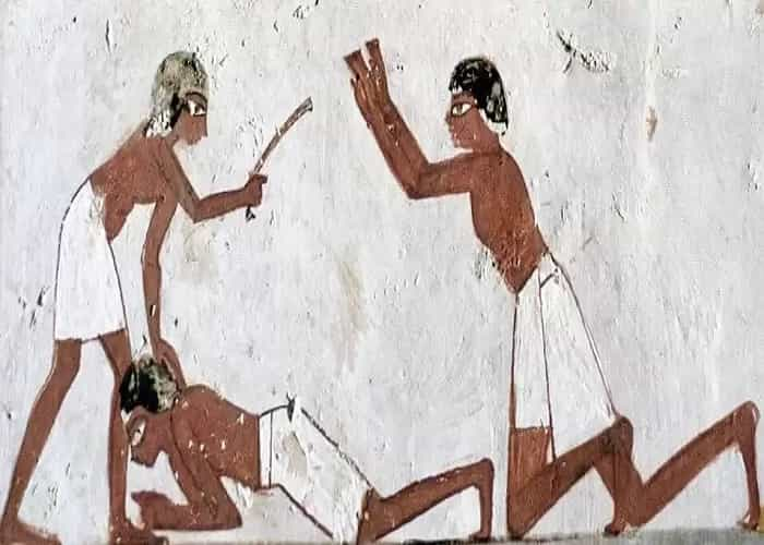 A Day in the Life of a Policeman in Ancient Egypt