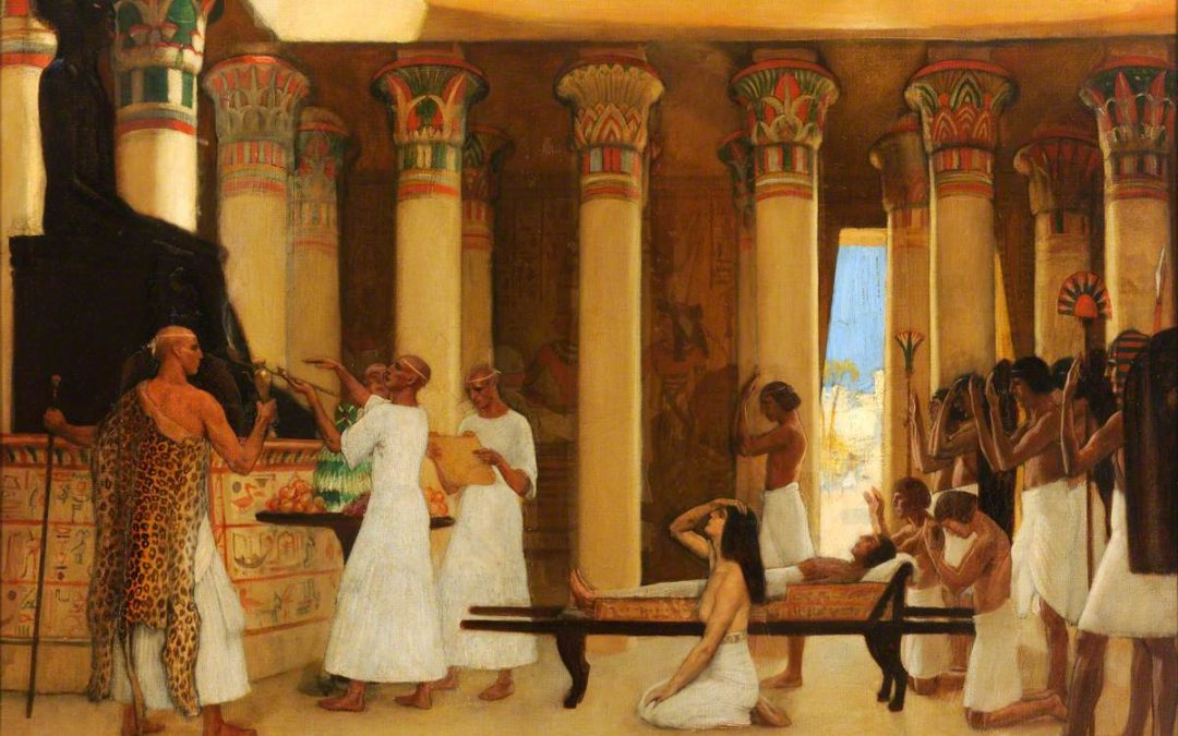 10 Interesting Facts about Religion in Ancient Egypt