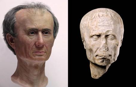 History of Julius Caesar and Cleopatra