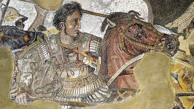What Happened After Alexander the Great Died?