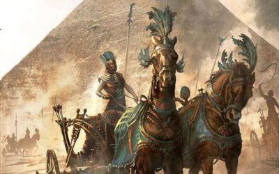 Ancient Egypt Names: The Five Names of the Pharaohs