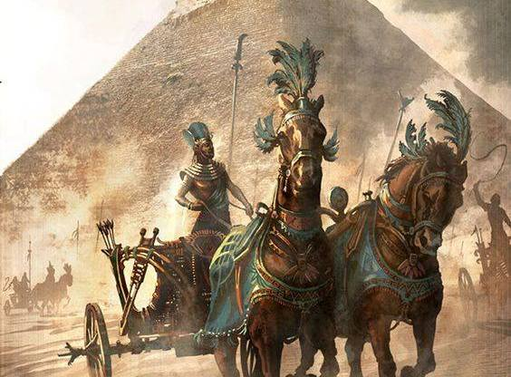 The Five Names of the Pharaohs of Ancient Egypt