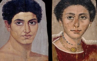 Ancient Faces: Fayum Mummy Portraits