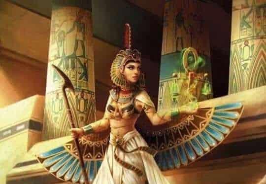 Goddess Maat Laws