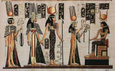 Why was the Egyptian goddess Hathor important?