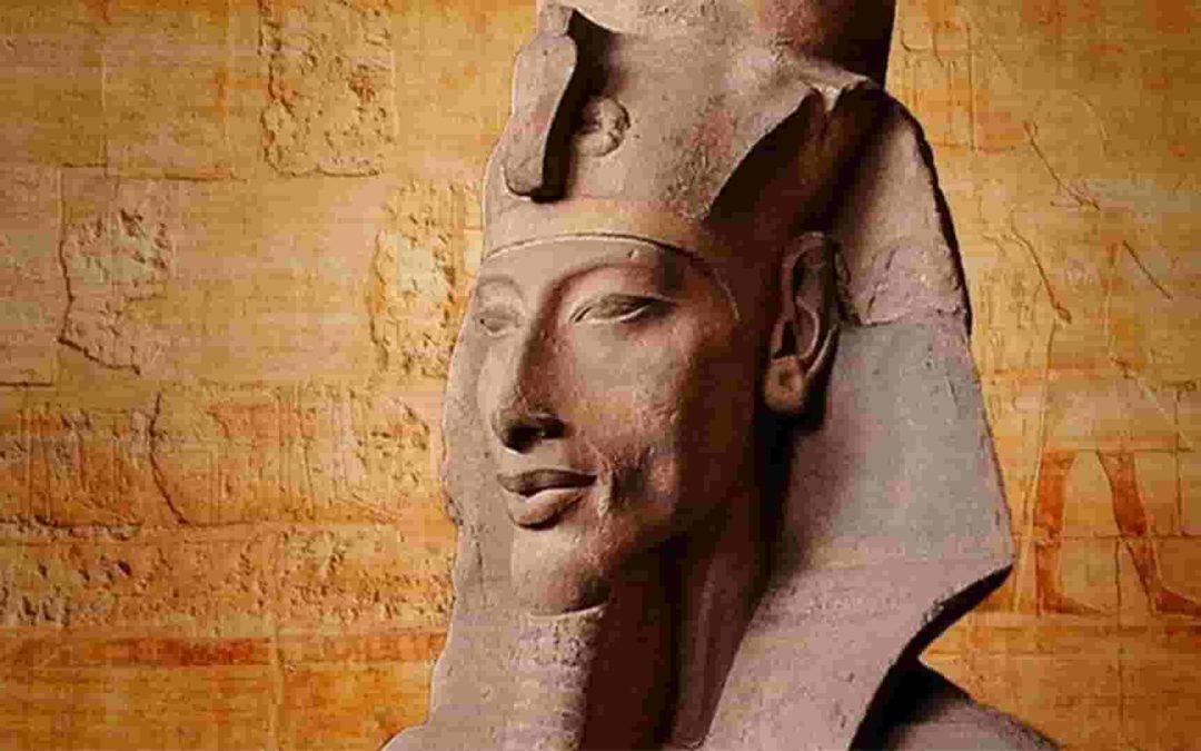Pharaoh Akhenaten: mad, bad, or brilliant?