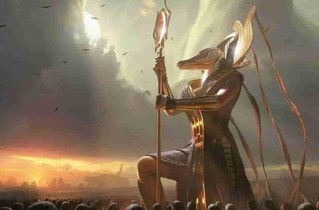 Sobek: Egyptian god of the Nile