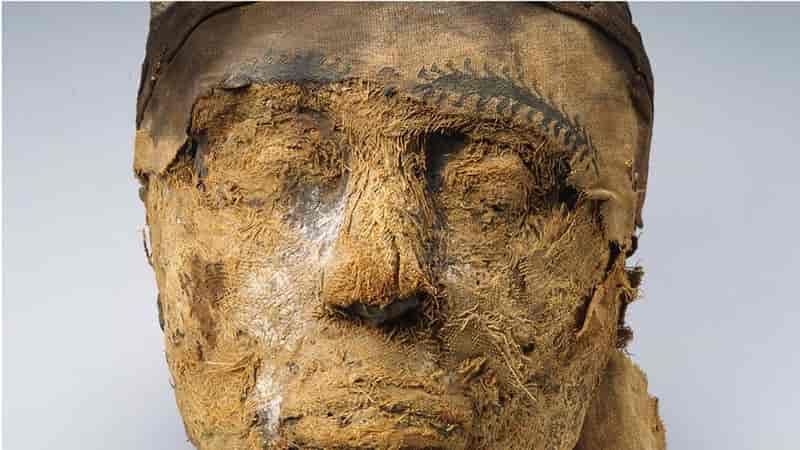 The FBI and the mystery of the Egyptian mummy's head