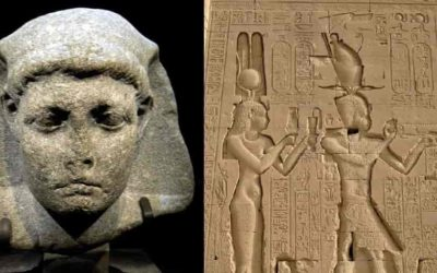 The last pharaoh of Egypt: Meet Caesarion, son of Cleopatra and Julius Caesar