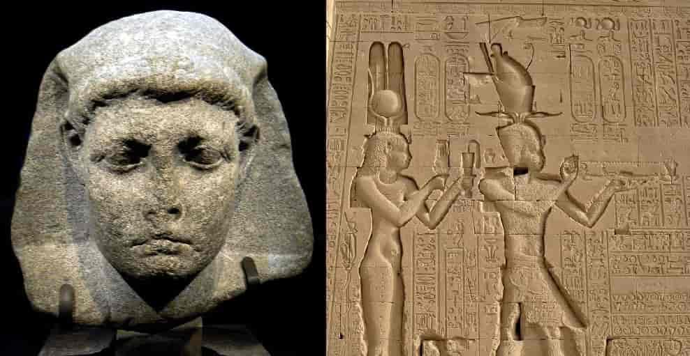 The last pharaoh of Egypt: Meet Caesarion, son of Cleopatra and Julius Caesar
