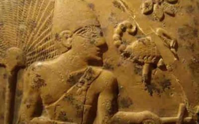 Who was the Scorpion King in ancient Egypt?