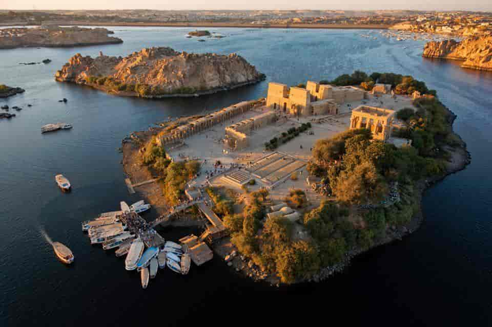 The story of Philae Temple