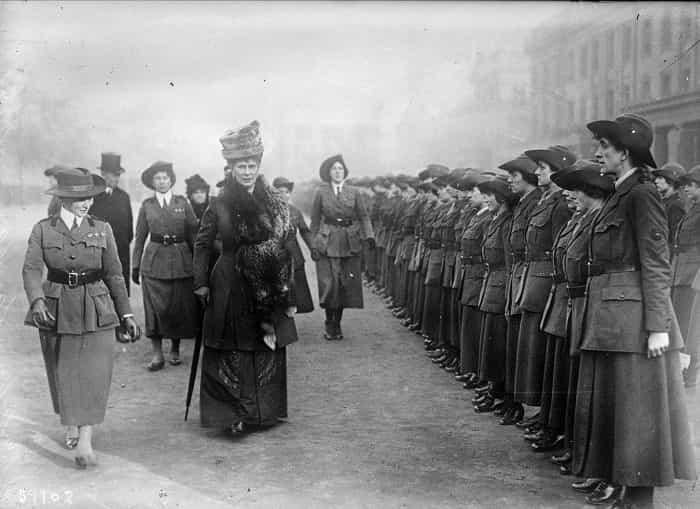 Women in World War 1