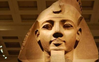 The day Pharaoh Ramses II conquered London