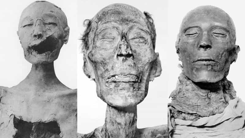 5 Impressive mummies from ancient Egypt and their stories