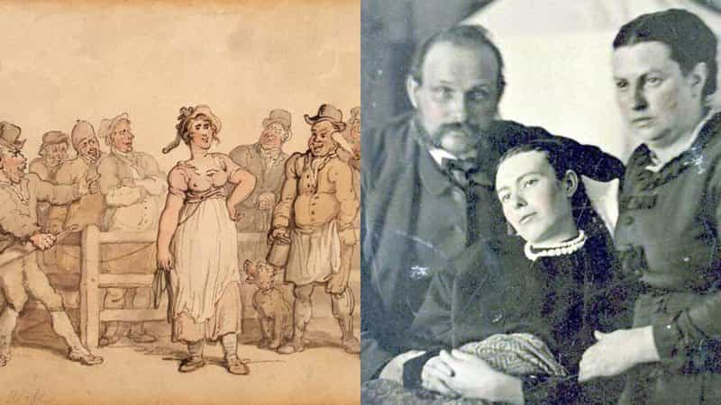 Selling wives and photos of the dead: 5 interesting facts about the Victorian era