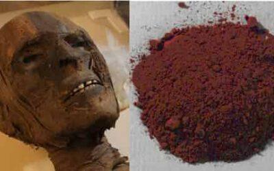 The Europeans that ate Egyptian mummies