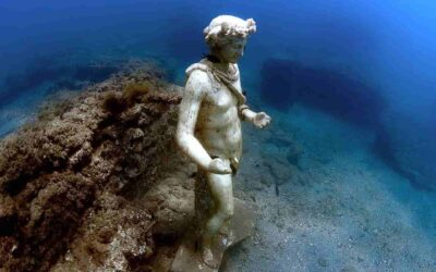 Las Vegas of the Roman Empire: The sunken Roman city of Baia