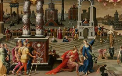 Who was the richest man in the Roman empire?