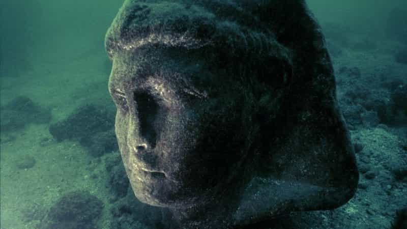 Egyptian Atlantis: The submerged palace of Cleopatra, the last queen of Egypt
