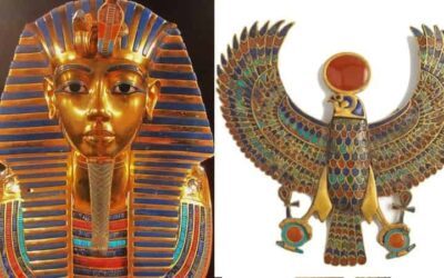 5 Curious artifacts discovered in Tutankhamun's tomb