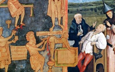 The 5 craziest methods of medicine in ancient times