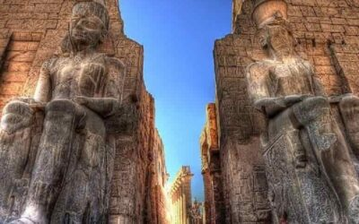 Luxor Temple: History, description, architecture, pictures