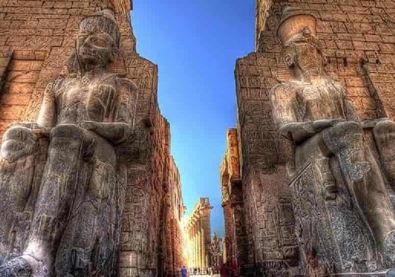 Luxor Temple: History, description, architecture, pictures