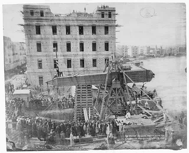 From Egypt to New York and London: The journey of Cleopatra's needle (amazing photos)