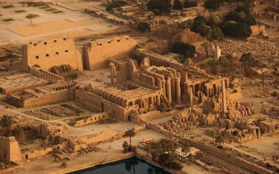 The Karnak Temple Complex in Egypt: One of the world's largest temple complexes