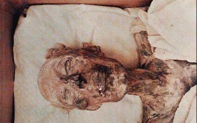 Ramses II's journey to Paris