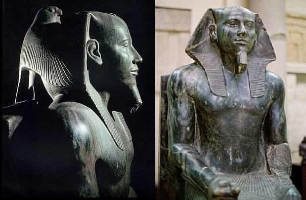 Pharaoh Khafre