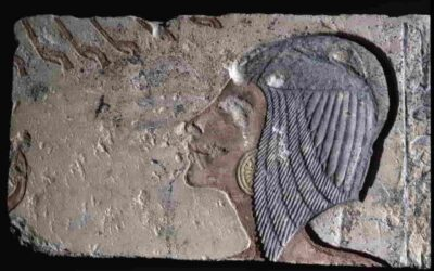 Wigs, dyes and extensions in ancient Egypt