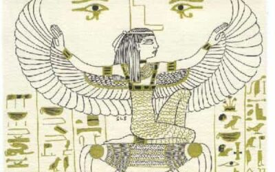 Egyptian Mythology: Isis and the seven scorpions