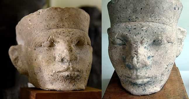 King Narmer : First Egyptian Pharaoh