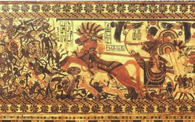 The Hyksos did not invade Egypt