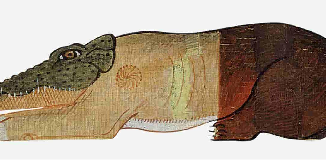 Fantastic creatures of ancient Egypt