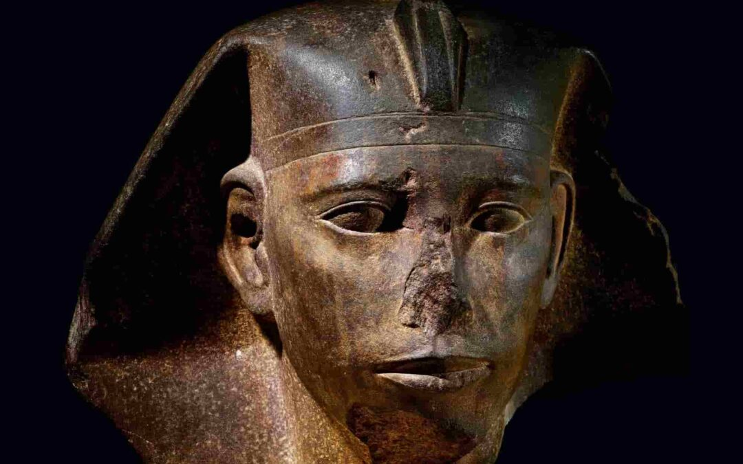 Djedefre, the son of Khufu, the first son of the Sun