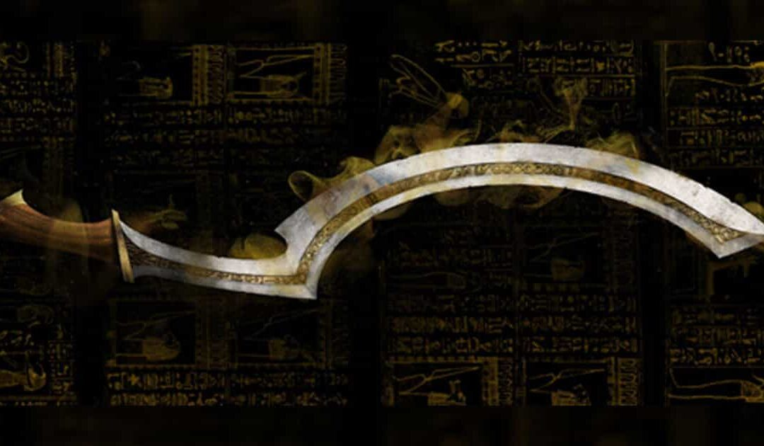 Khopesh: The Egyptian Sword that Forged an Empire